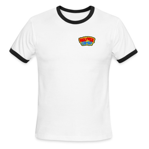 hglogo - Men's Ringer T-Shirt