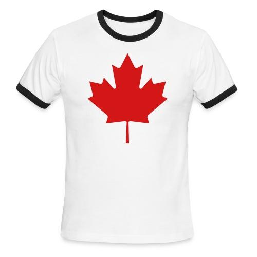 umar playz tee - Men's Ringer T-Shirt