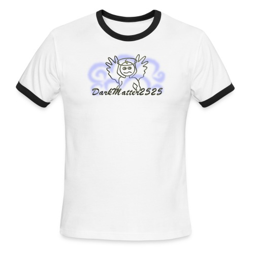 Version 1 png - Men's Ringer T-Shirt