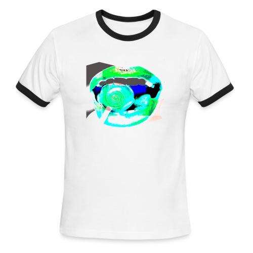 green lolly - Men's Ringer T-Shirt