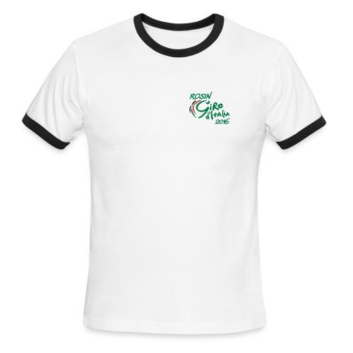 rosin tour tshirt - Men's Ringer T-Shirt
