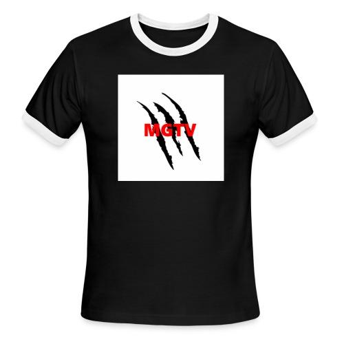 MGTV merch - Men's Ringer T-Shirt