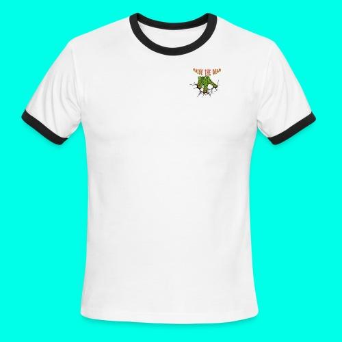 RAISETHEDEAD - Men's Ringer T-Shirt