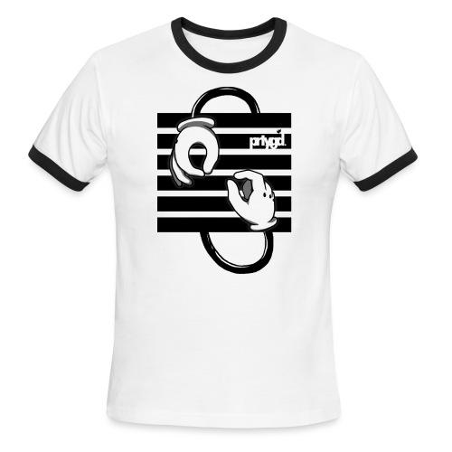 pass tha demons - Men's Ringer T-Shirt