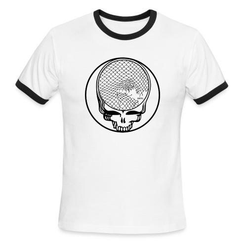 Clip Your Face - Men's Ringer T-Shirt