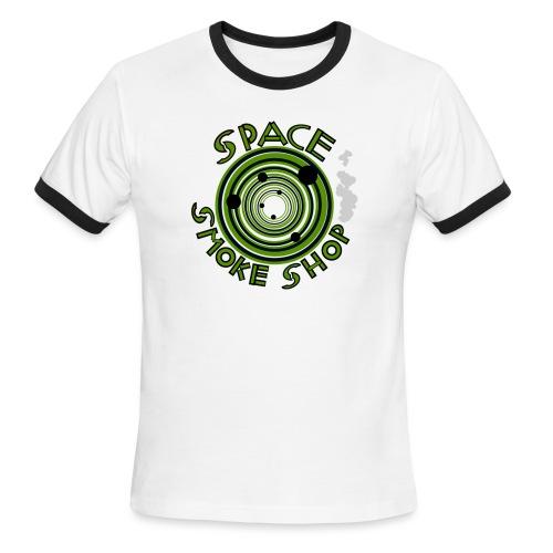 VIdeo Game Logo - Men's Ringer T-Shirt