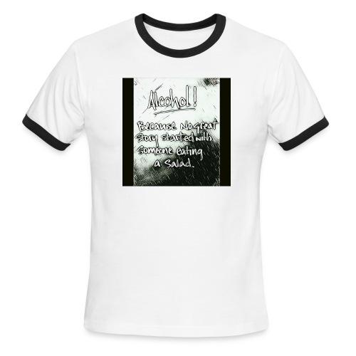 Alcohol - Men's Ringer T-Shirt