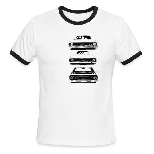 monaro over - Men's Ringer T-Shirt