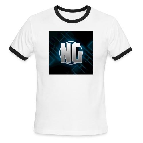 NadhirGamer Merch - Men's Ringer T-Shirt