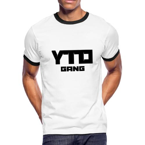 ytd logo - Men's Ringer T-Shirt