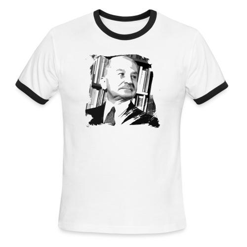 Ludwig von Mises Libertarian - Men's Ringer T-Shirt
