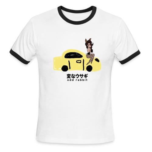 Hot Rod - Men's Ringer T-Shirt