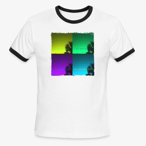 EastCoastAesthetic - Men's Ringer T-Shirt