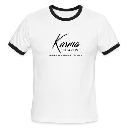 Karma - Men's Ringer T-Shirt