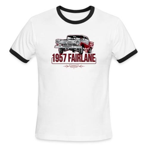 Twisted Farlaine 1957 Gasser - Men's Ringer T-Shirt