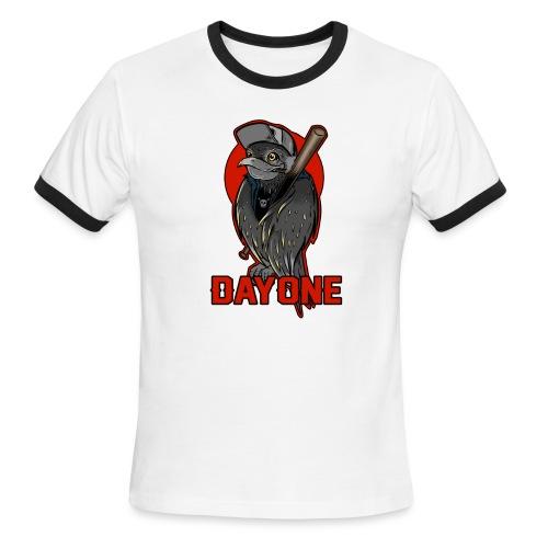 d15 - Men's Ringer T-Shirt