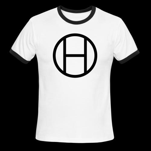 logo premium tee - Men's Ringer T-Shirt