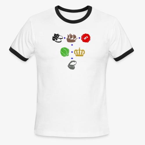 walrus and the carpenter - Men's Ringer T-Shirt