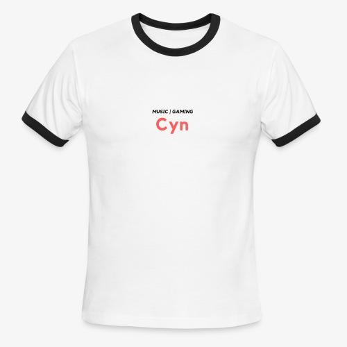 Expla1n what 1 Do Premium Print - Men's Ringer T-Shirt