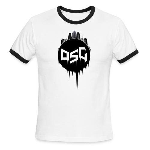 DSG Casual Women Hoodie - Men's Ringer T-Shirt