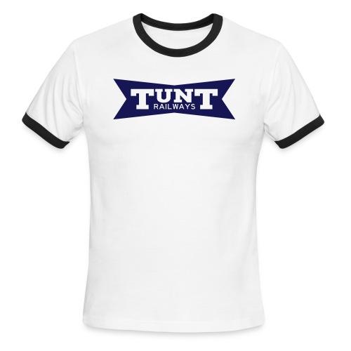 tunt - Men's Ringer T-Shirt