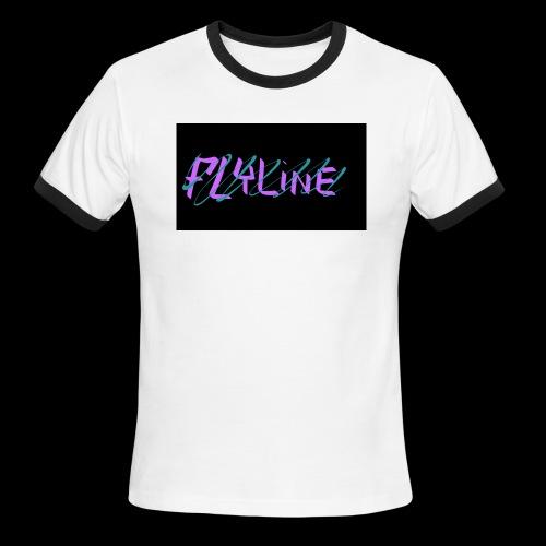 Flyline fun style - Men's Ringer T-Shirt