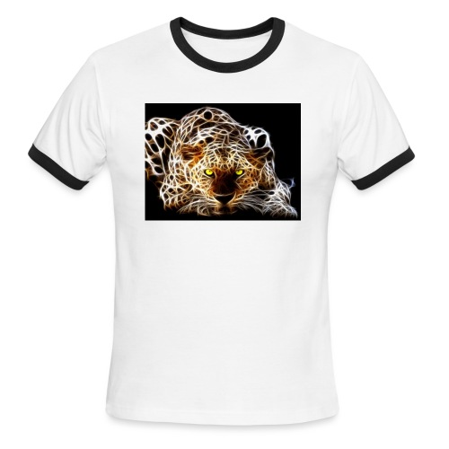 close for people and kids - Men's Ringer T-Shirt
