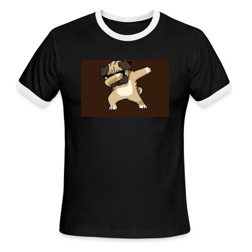 7FD307CA 0912 45D5 9D31 1BDF9ABF9227 - Men's Ringer T-Shirt