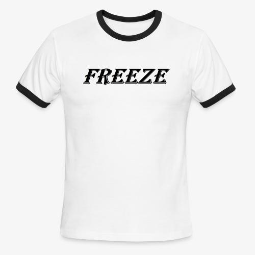 First Classic Tee - Men's Ringer T-Shirt