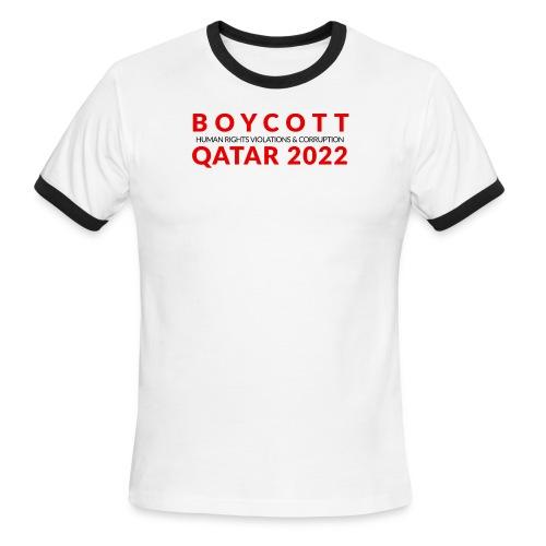 ss tshirt 1 png - Men's Ringer T-Shirt