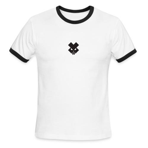 T.V.T.LIFE LOGO - Men's Ringer T-Shirt