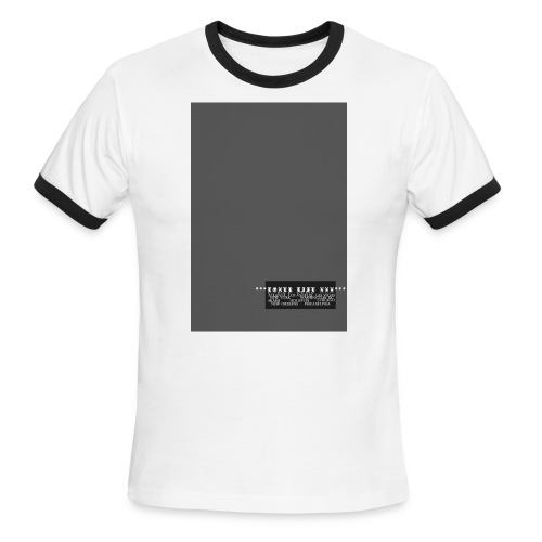 CITIES - Men's Ringer T-Shirt