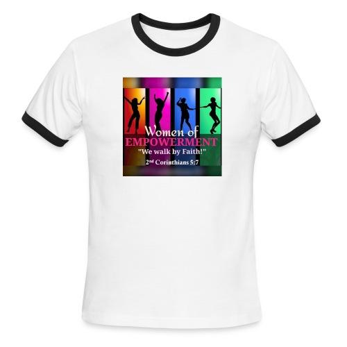 Woman Of Empowerment - Men's Ringer T-Shirt