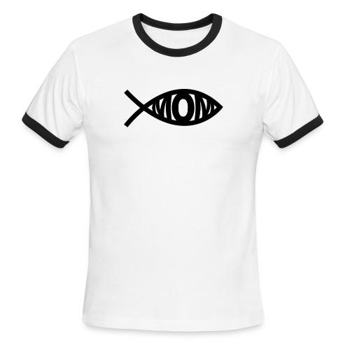 mom - Men's Ringer T-Shirt
