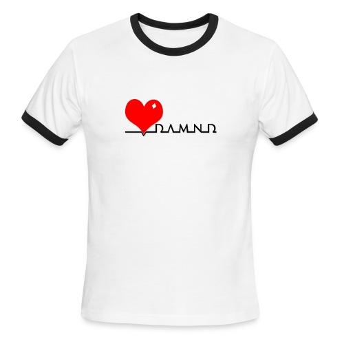 Damnd - Men's Ringer T-Shirt