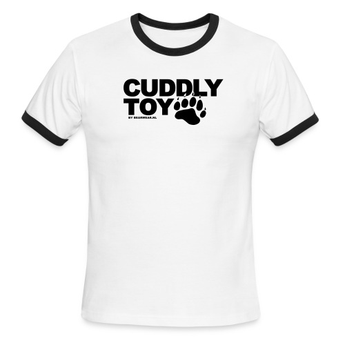 cuddly toy new - Men's Ringer T-Shirt