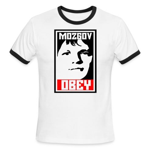 Mozgov 6L 1600 - Men's Ringer T-Shirt