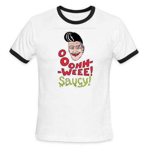 Jubilant classic hipster - Men's Ringer T-Shirt