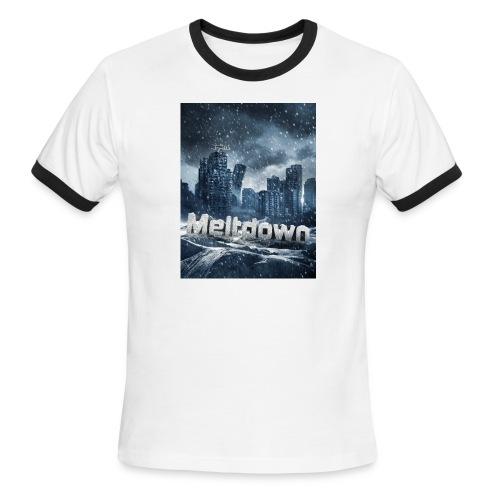 EoW Meltdwon - Men's Ringer T-Shirt