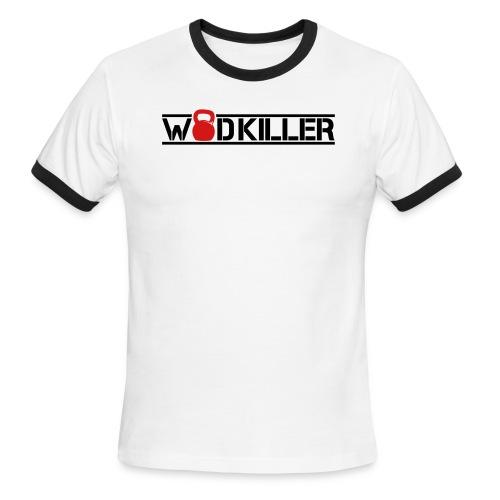WOD - Men's Ringer T-Shirt