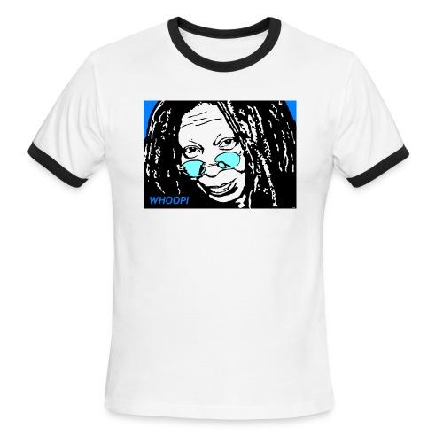 WHOOPI - Men's Ringer T-Shirt