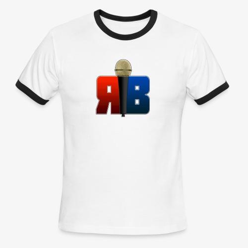 RubikBBX Logo - Men's Ringer T-Shirt