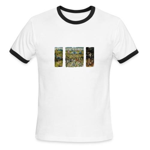Garden Of Earthly Delights - Men's Ringer T-Shirt