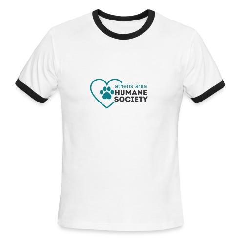 AAHS LOGO - Men's Ringer T-Shirt