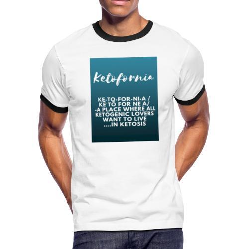Ketofornia - Men's Ringer T-Shirt
