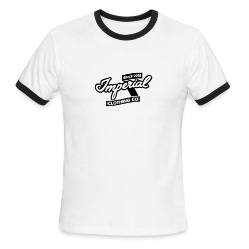 Imperial Logo - Men's Ringer T-Shirt