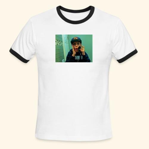 Pj Vlogz Merch - Men's Ringer T-Shirt