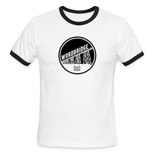 WordBridge Conference Logo - Men's Ringer T-Shirt