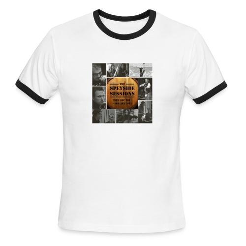 Speyside Sessions album cover - Men's Ringer T-Shirt