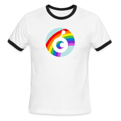 rainbow OST - Men's Ringer T-Shirt